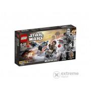 LEGO® Star Wars ™ Ski Speeder contra Walker al Ordinului Întâi Microfighter 75195