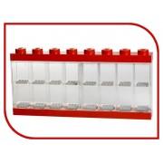 Lego Пластиковый кейс для минифигурок Lego 4066_red