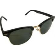 Devizer Optics Clubmaster Sunglasses(Grey)