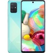 Samsung Galaxy A71 - kék