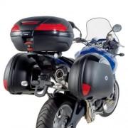 Kappa Attacco Posteriore Specifico Per Bauletto Monokey Kr225 Triumph Tiger 1050 Dal 2007 Al 2012