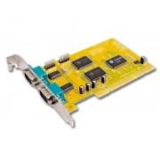 - PCI Serie Tarjeta controladora 2 puertos serie PCI