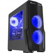 Carcasa gaming Genesis Titan 800 Blue