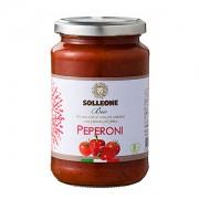 ≪ソル・レオーネ ビオ≫オーガニックパスタソース・パプリカ入り