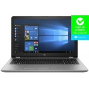 "Laptop HP 250 G6 (Procesor Intel® Core™ i7-7500U (4M Cache, up to 3.50 GHz), Kaby Lake, 15.6"" FHD, 8GB, 256GB SSD, Intel® HD Graphics 620, Wireless AC, Win10 Pro, Argintiu)"