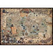 Harta The Age of Pirates - lumea secretă a piraţilor RayWorld