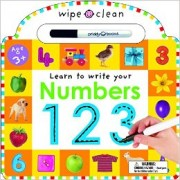 Wipe Clean Learning: Numbers