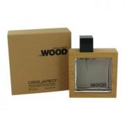 Dsquared2 He Wood Eau De Toilette Spray 3.4 oz / 100.55 mL Men's Fragrance 460234