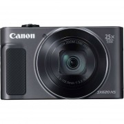 """Canon Powershot Sx620hs Fotocamera Digitale Display Lcd 3"""" Zoom 25x Wifi Colore"""
