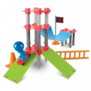 Set STEM Skate Park Learning Resources, 35 piese, 5 - 9 ani