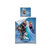 Lenjerie de pat Frozen Sharing the World Disney 160x200 cm