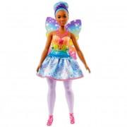 Barbie Dreamtopia - Kék hajú tündér baba