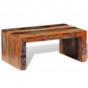 vidaXL Salontafel antiek look gerecycled hout
