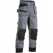 "Blaklader 150418609499d116 pantalones ""FloorLayer, talla 44/32 (Métricas Tamaño D116) en gris/negro"