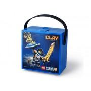40511734 Cutie pentru sandwich LEGO Nexo Knights cu maner