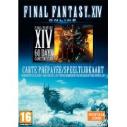 Final Fantasy XIV/14 Online 60 Dagen PC/PS4 Prepaid Gamecard CDKey/Code
