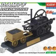 Kit constructie functional Locomotiva aburi