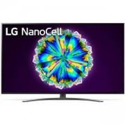 Телевизор LG 55NANO863NA, 55 инча 4K IPS HDR Smart Nano Cell TV, 3840x2160, 200Hz, DVB-T2/C/S2, Alpha 7 III Processor, Cinema HDR, Dolby Vision IQ, Dolby Atmos, webOS ThinQ, WiFi 802.11.ac, Voice Controll, Bluetooth 5.0, Титан, 55NANO863NA