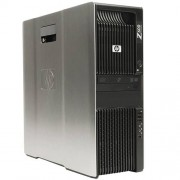 HP Z600 Workstation Tower 2x Intel®QuadCore Xeon®E5504 8GB DDR3, NVIDIA GeForce 605 1GB. HDD 500GB. W10 Pro.
