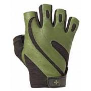 Harbinger Pro - Wash&Dry Fitness Handschoenen Green - XXL