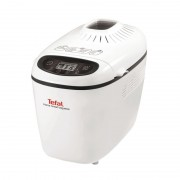 Хлебопекарна, Tefal PF610138, 1600W, 1500g, 16 programs, Home Bread Baguette, White