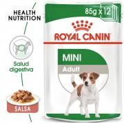 12x85g Mini Adult Royal Canin comida húmeda para perros