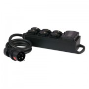 Showtec MPD-616 Power Splitter