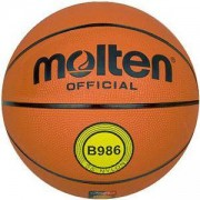 Баскетболна топка B986 - Molten, 4320083067