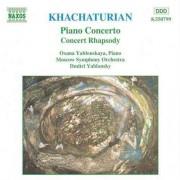 A. Khachaturian - Piano Concerto (0730099579926) (1 CD)