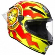 AGV Casco Agv Pista Gp R Rossi 20 Years Limited Edition