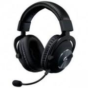 Геймърски слушалки Logitech PRO, USB, 3.5 mm jack, 100Hz-10kHz, черен, LOGITECH-HEAD-PRO