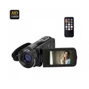 Caméra Ordo Z8 PLUS Digital Video - 24MP, 1080p, 16x Zoom numérique, 1/4 pouces 8MP capteur CMOS, Anti Shake, Mémoire 64Go externe