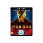Blu-Ray Iron Man 4K UHD (2008) 4K Blu-ray