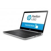 "HP Pavilion x360 14-ba009nm i3-7100U/14""FHD Touch IPS/8GB/1TB+128GB/HD 620/Win 10 H/Silver (2NN17EA)"