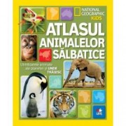 Atlasul animalelor salbatice. Uimitoarele animale ale planetei si unde traiesc