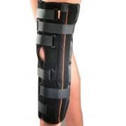 RO+TEN Immobilizzatore del ginocchio universale con rivestimento interno in spugna - Immok