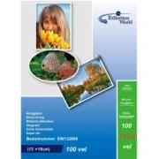 Hartie Foto 13x18 cm EtikettenWorld Premium High Glossy 260g 100 Coli