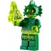 Lego Monster Fighters Minifigure: Swamp Creature with Moonstone