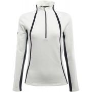 Dainese HP2 Mid Half Zip Funcional camiseta de las señoras Blanco Beige L