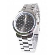 Часовник за жени със сребриста метална верижка