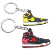 KD COLLECTIONS Rubber Sports Shoes Keychain Key Ring
