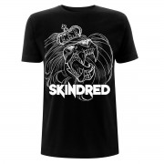 t-shirt metal uomo Skindred - Lion - NNM - RTSKITSBLIO
