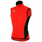 Sportful Fiandre Light NoRain Gilet - Red/Black - L - Red/Black