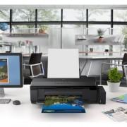 EPSON Tintasugaras fotónyomtató - L1800 (A3+, színes, 5760x1440 DPI, 15 lap/perc, USB, ultranagy tintakapacitás)