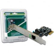 Placa de retea DIGITUS Gigabit Ethernet PCI Express network card