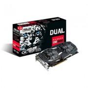 VGA ASUS RX580 DUAL OC EDITION 8GB GDDR5