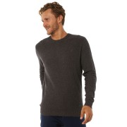 Oneill Half Moon 2 0 Mens Knit Charcoal Marle Charcoal Marle