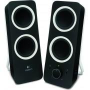 Zvučnici Logitech Z200, 2.0, crni