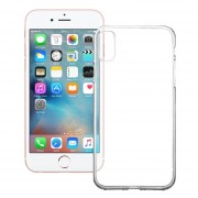 Funda Para IPhone 6 Plus Silicon TPU - Transparente