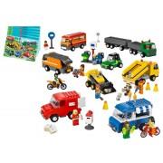 LEGO 9333 Fordonsset, från 4 år